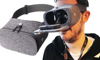 DayDream : on a testé le casque VR de Google avec Gunjack 2