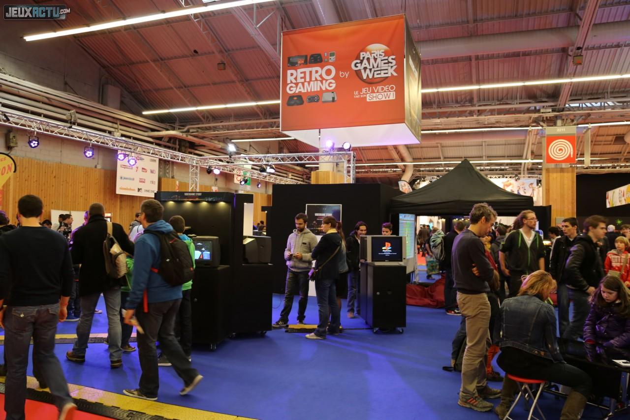 Paris games week 2014 les dates du salon du jeu vid o for Salon jeu video paris