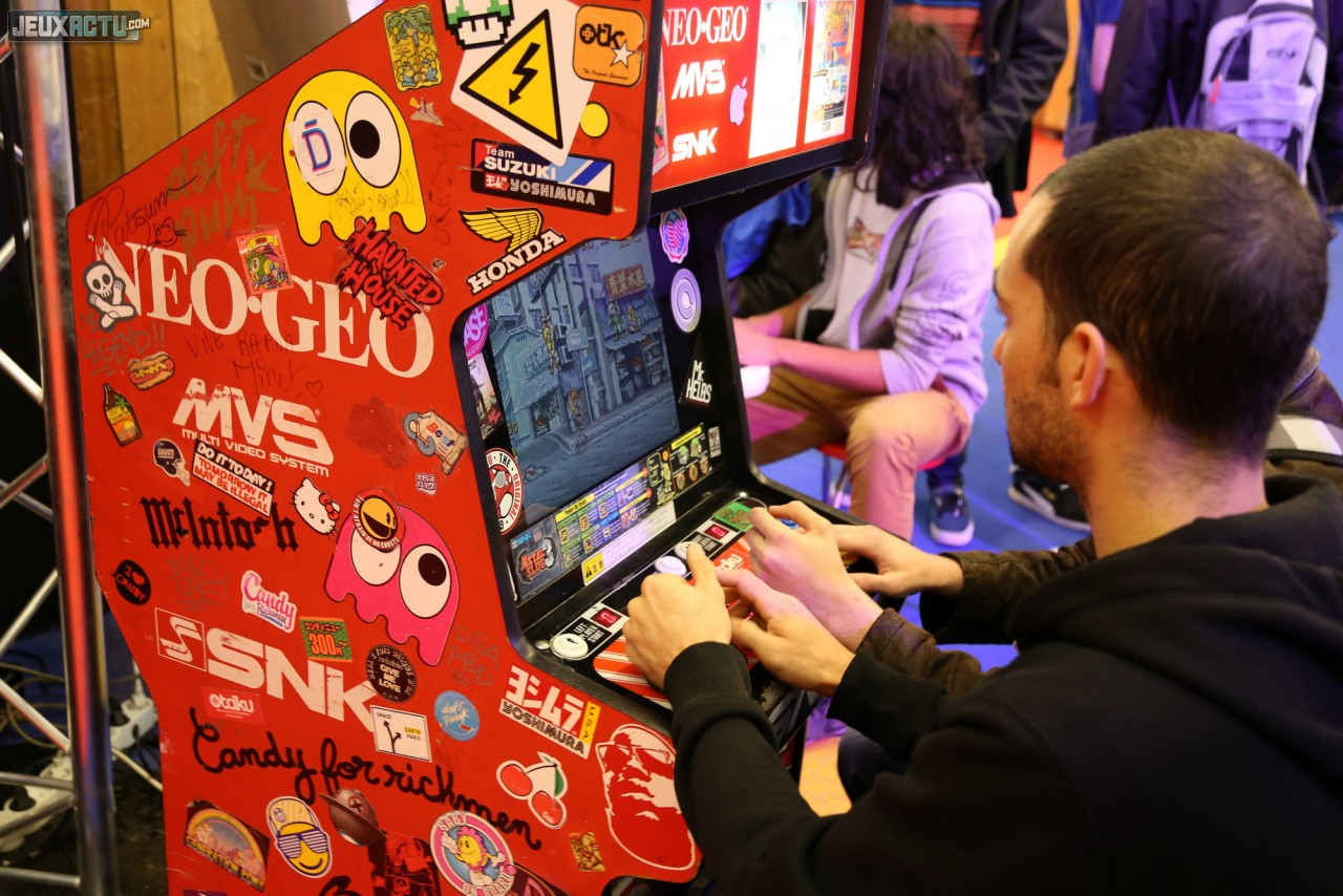 Paris games week 2014 les dates du salon du jeu vid o - Salon du jeu video paris 2017 ...