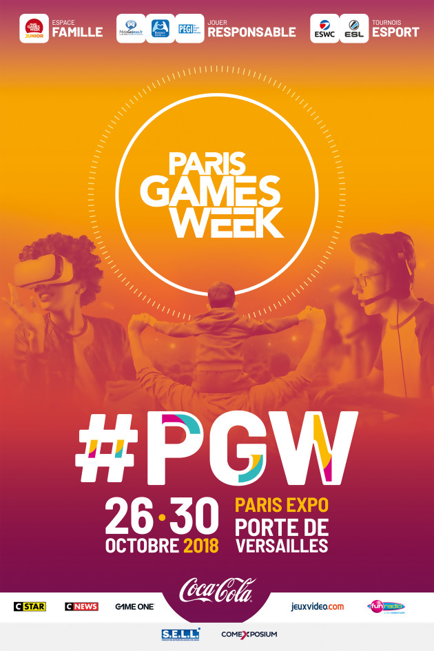 Paris Games Week 2018 D 233 Couvrez Les Dates Du Salon