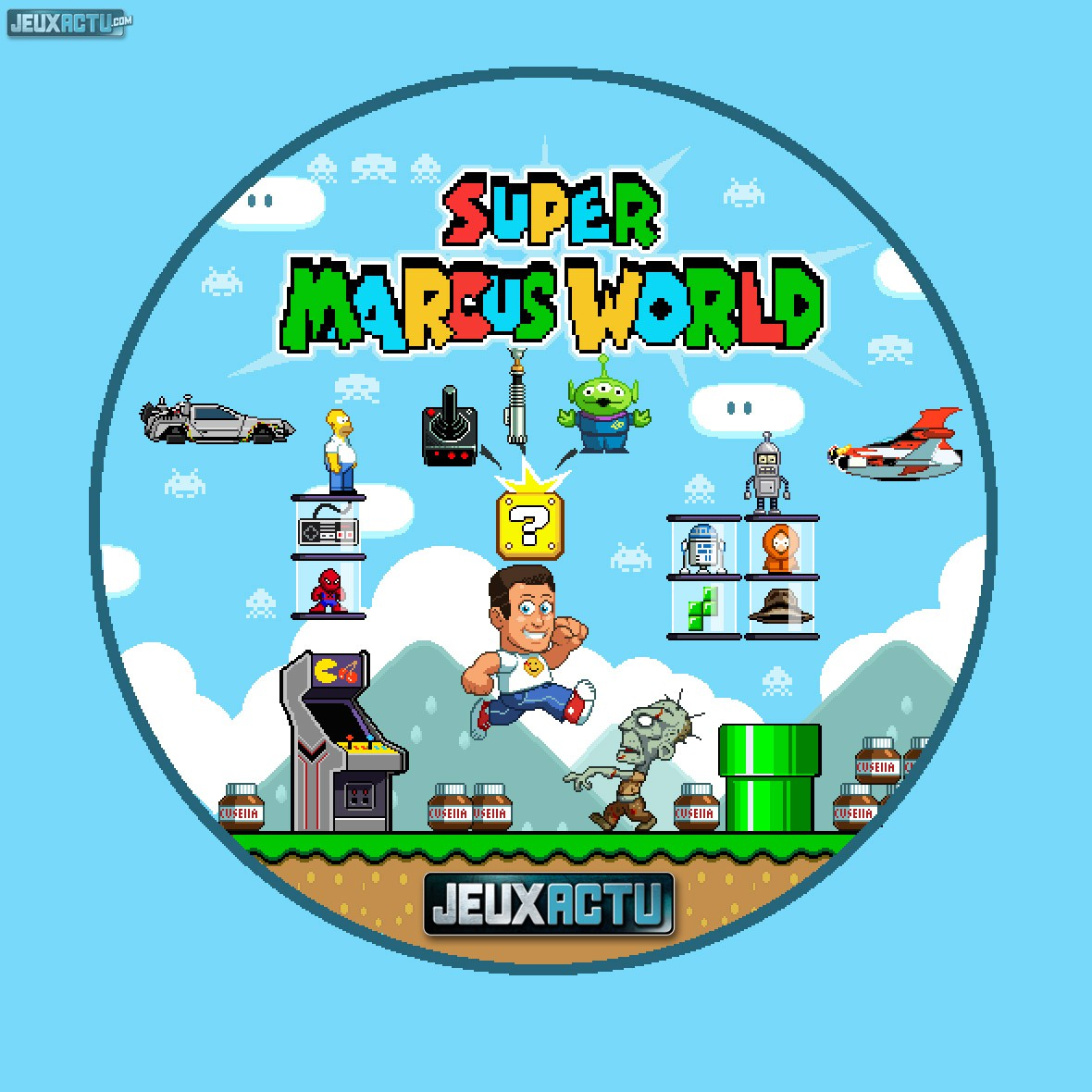 Super Marcus World