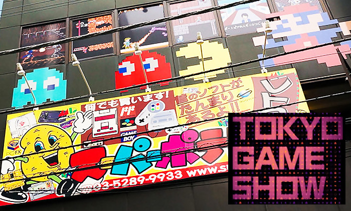 gaming expedition tokyo game show