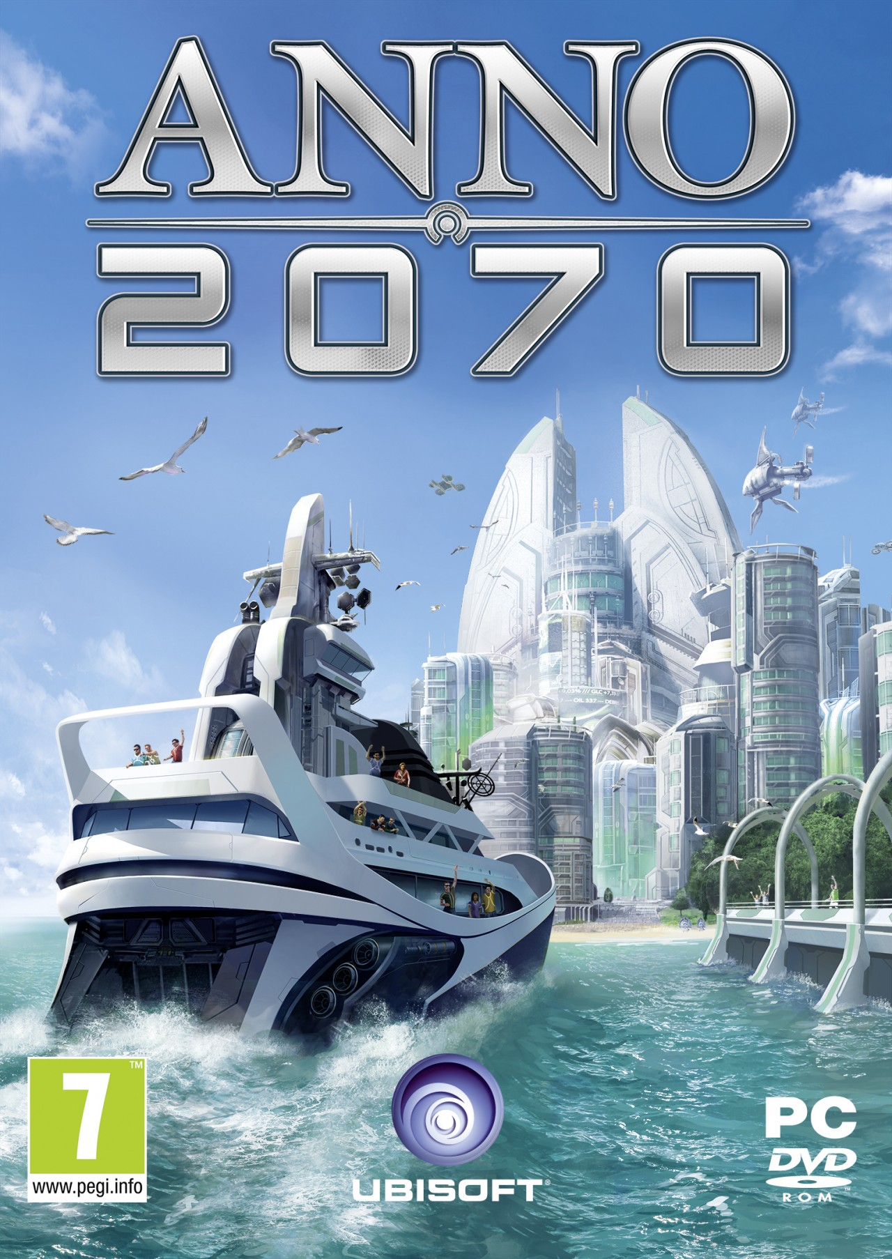 [FS] Anno 2070-Update.1.01[RELOADED]