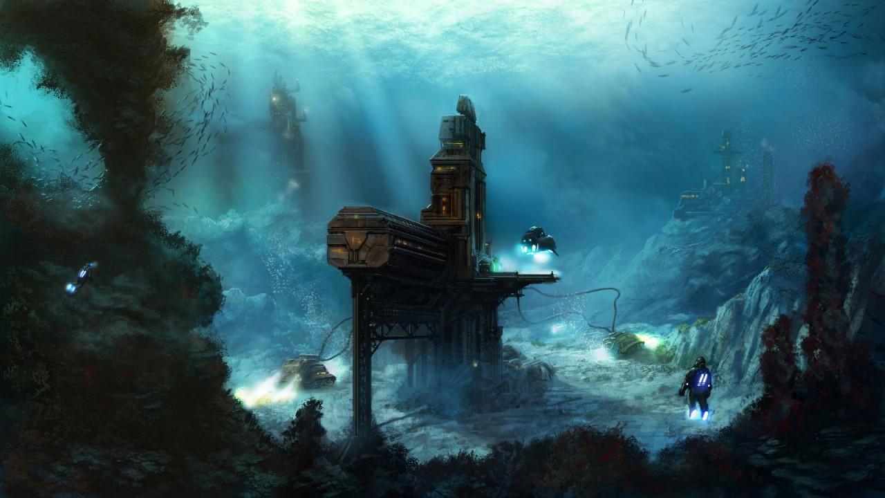Artworks anno 2070 for Anno 2070 find architect