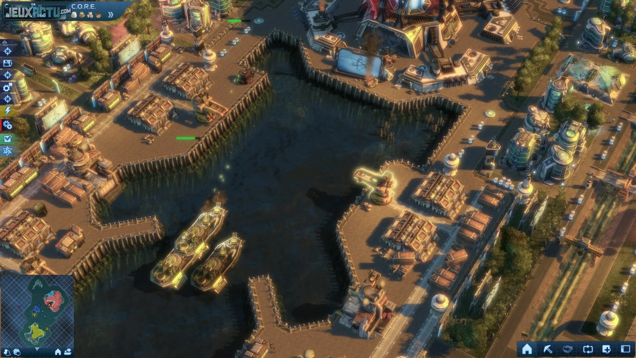 Images anno 2070 for Anno 2070 find architect