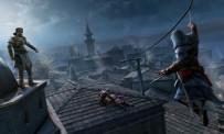 Avec son crochet, Ezio peut se déplacer plus rapidement