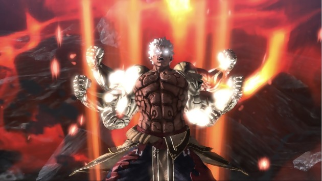 Asura s Wrath