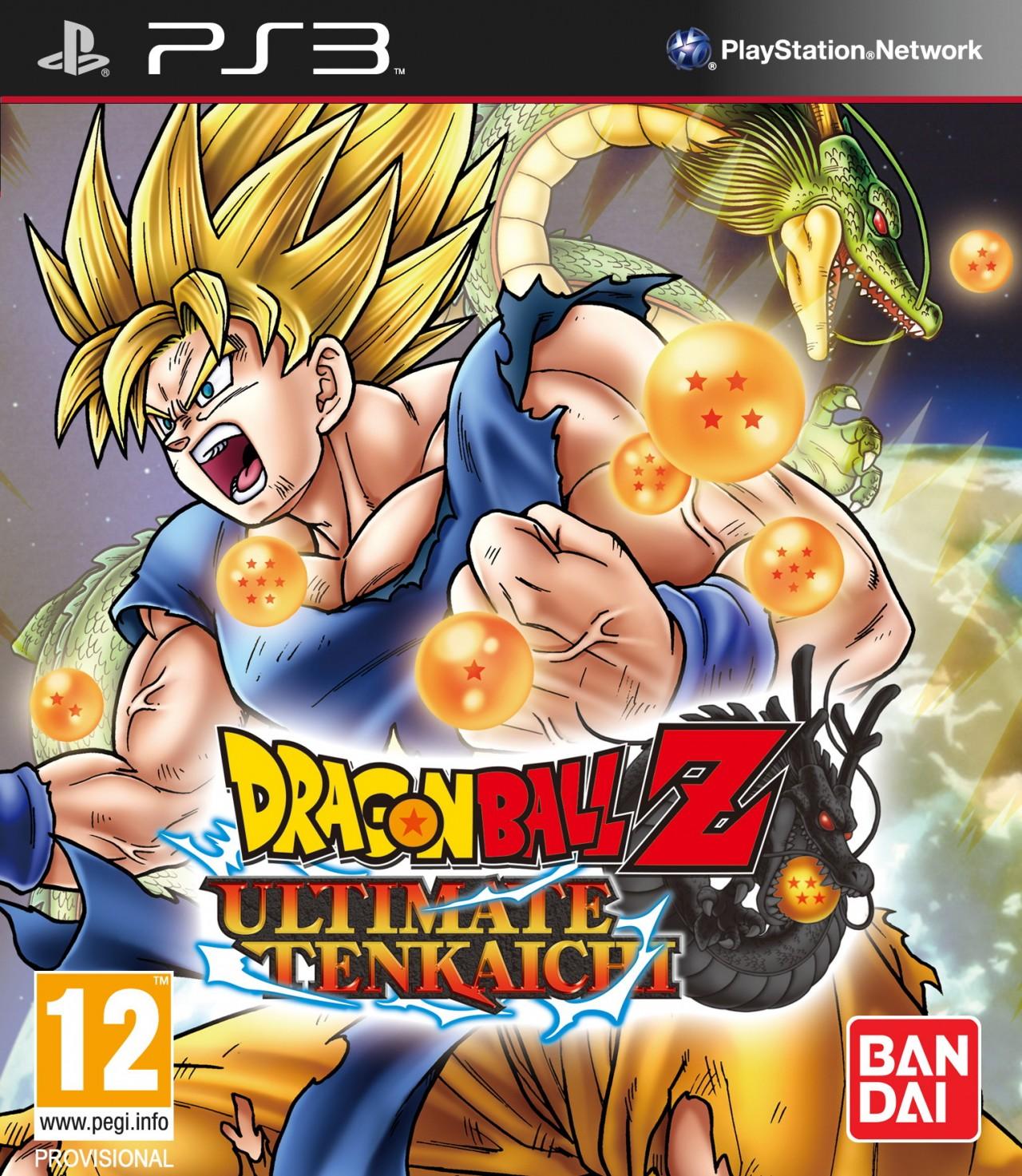 Logo de dragon ball z z doragon boru zetto genre action