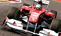 Une vido de F1 2011 PS Vita