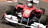 Une vidéo de F1 2011 PS Vita