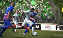 Les contacts sont encore plus réalistes dans FIFA 12
