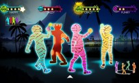 Sur Kinect, on peut danser jusqu'à 4 personnes !