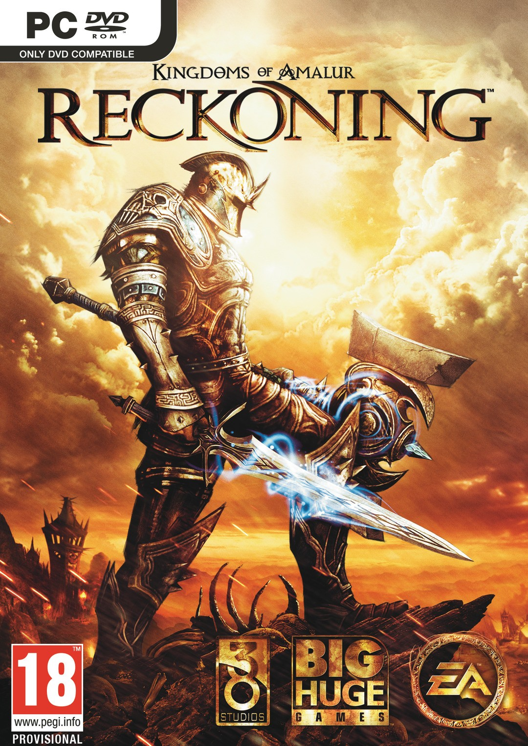 Kingdoms of Amalur : Reckoning + Crack [FRENCH] [PC] (Exclue) [MULTI]