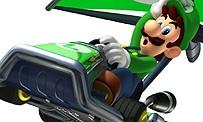Mario Kart 7 en vidéo