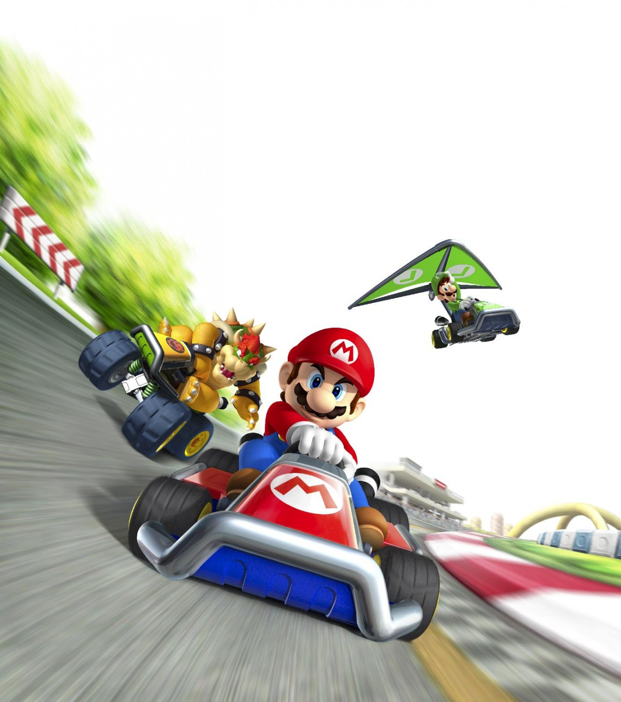 artworks mario kart 7. Black Bedroom Furniture Sets. Home Design Ideas