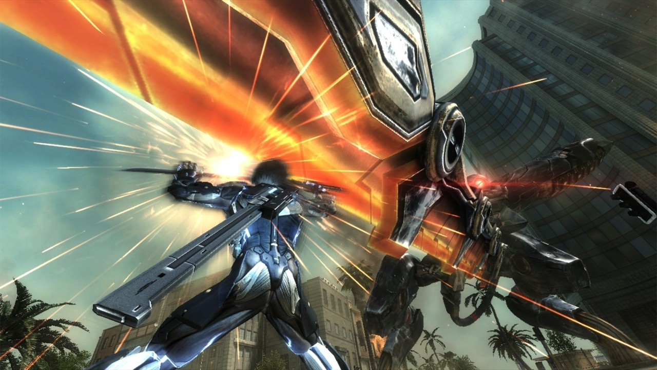 Metal Gear Rising : Revengeance