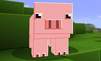 Minecraft Xbox 360 : trailer