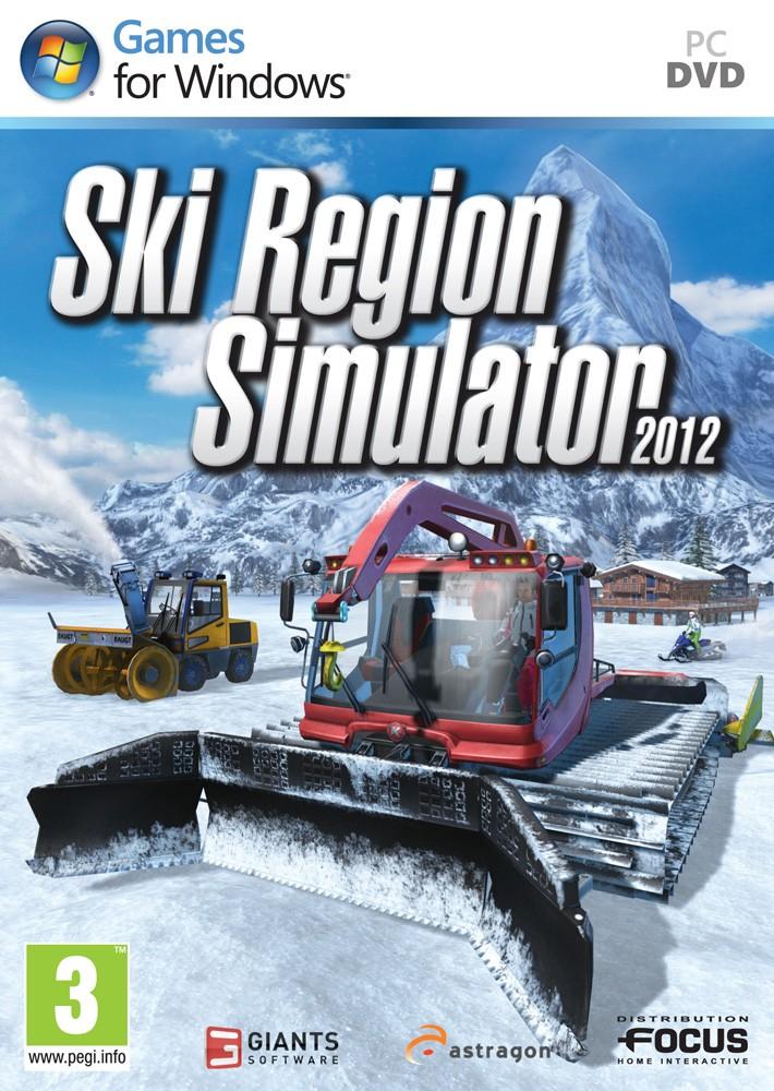 ski region simulator 2012. Black Bedroom Furniture Sets. Home Design Ideas