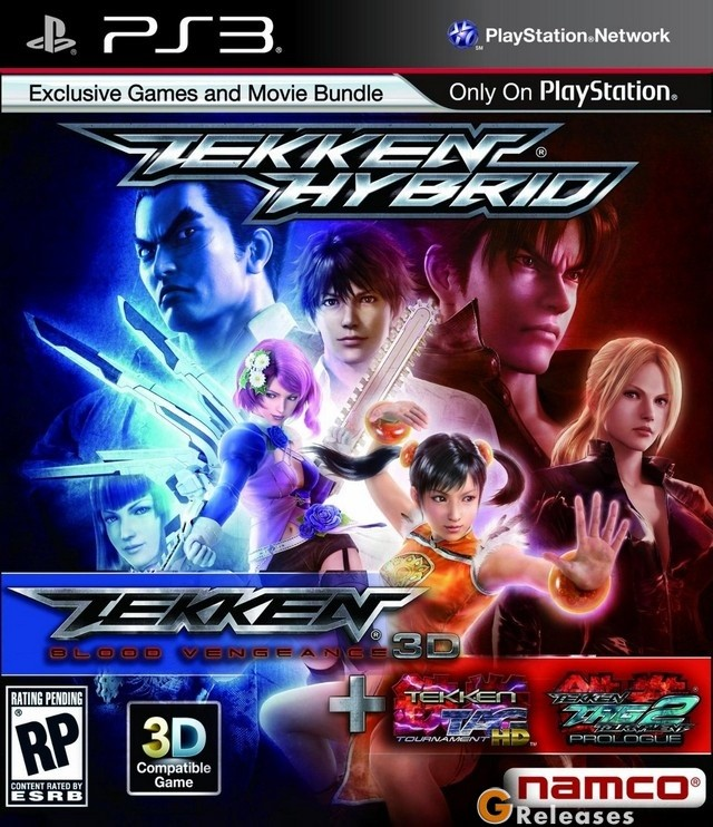 collection de jeux videos: 431 jeux/28 consoles/2 Pcb - Page 8 Tekken-hybrid-4ecbb3c8a13f8