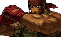 KOF XIII - Ralph command list