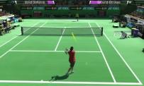La réalisation de Virtua Tennis 4 est épatante sur PS Vita !