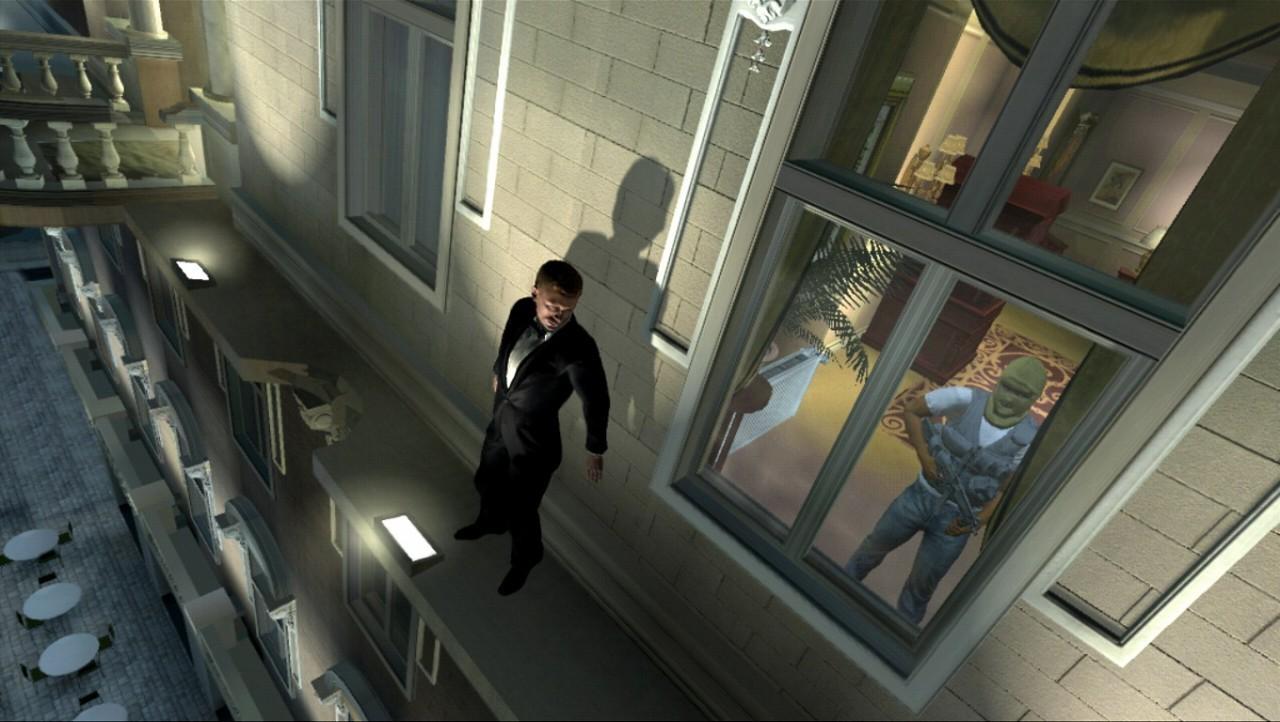 Скриншоты 007 Квант милосердия (DVD-box) .