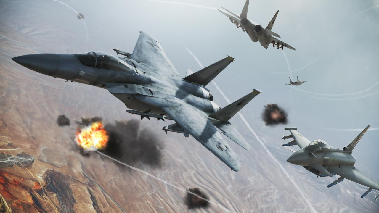 Ace combat infinity matchmaking