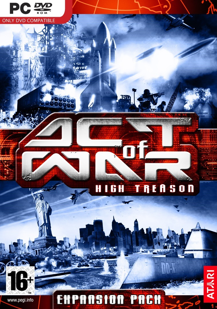 Act of war haute trahison for Haute trahison