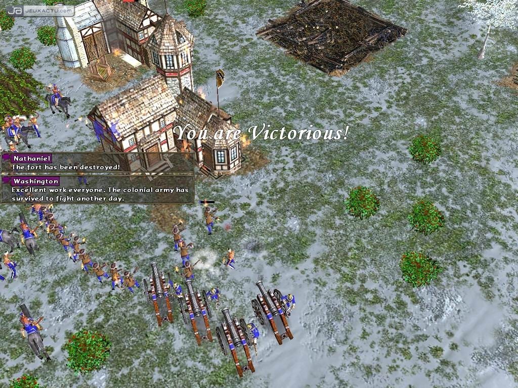 Patch do age of empires 3 the warchiefs