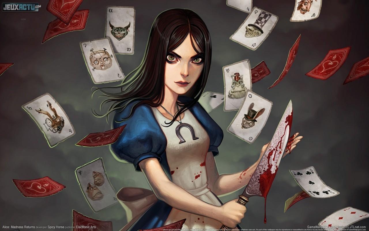 Alice retour au pays de la folie ps4