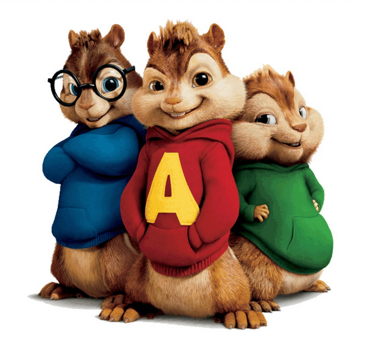 Artworks Alvin et les Chipmunks