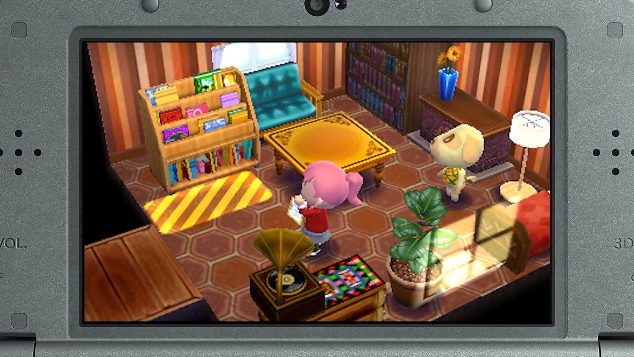 Test Animal Crossing Happy Home Designer Sur 3ds Sur 3ds