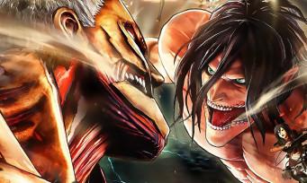 L'Attaque des Titans 2 : le trailer de gameplay dédié au mode Expulsion