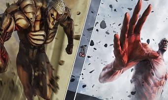 Attack on Titan 2 : tout ce qu'il faut savoir sur la version Switch