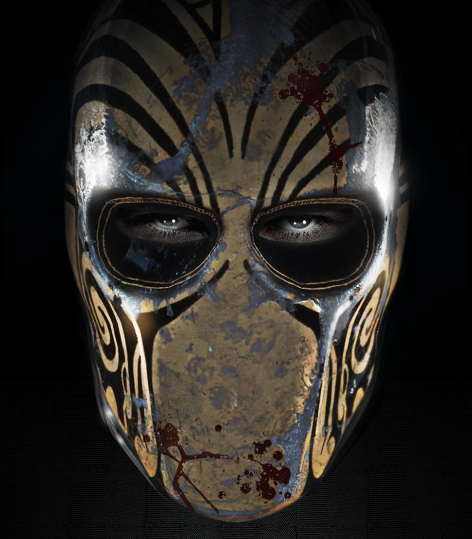 The Devil S Music De Maskers: Artworks Army Of Two : Le Cartel Du Diable