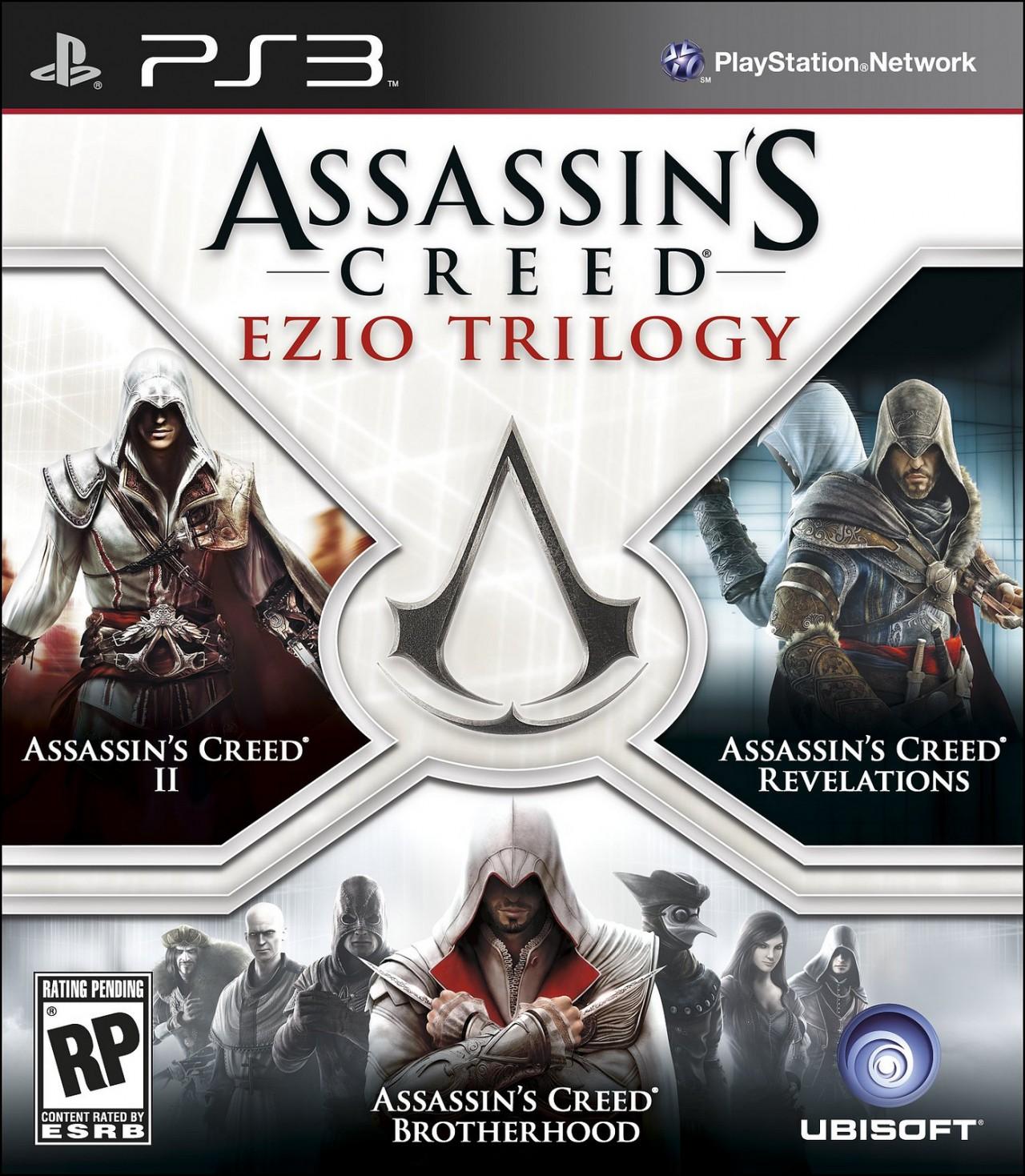 Assassin s Creed : Ezio Trilogy