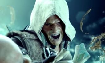 Assassin's Creed 4 : un trailer commenté par le doubleur de Kenway