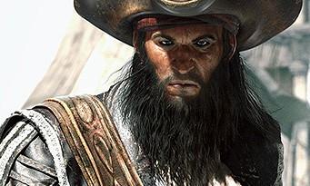 Assassin's Creed 4 : un nouveau trailer qui met l'eau à la bouche