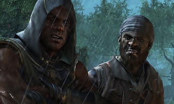 """Assassin's Creed 4 : le DLC """"Freedom Cry"""" disponible en stand-alone"""