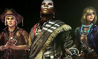 """Assassin's Creed 4 : trailer DLC """"La Guilde des Voleurs"""""""