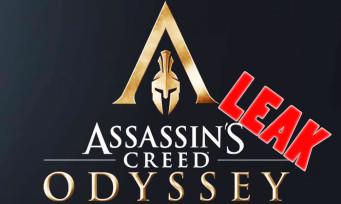 Assassin's Creed Odyssey : une nouvelle fuite massive, tout sur le jeu !