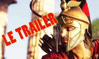 Assassin's Creed Odyssey : plongez en Grèce antique dans un trailer épique !