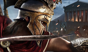 Assassin's Creed Odyssey : un trailer épique avec les notes de la presse