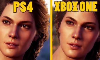 Assassin's Creed Odyssey : une vidéo compare les versions PC, PS4 et Xbox One