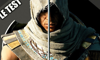 Test Assassin's Creed Origins : la série de retour au sommet de son art !