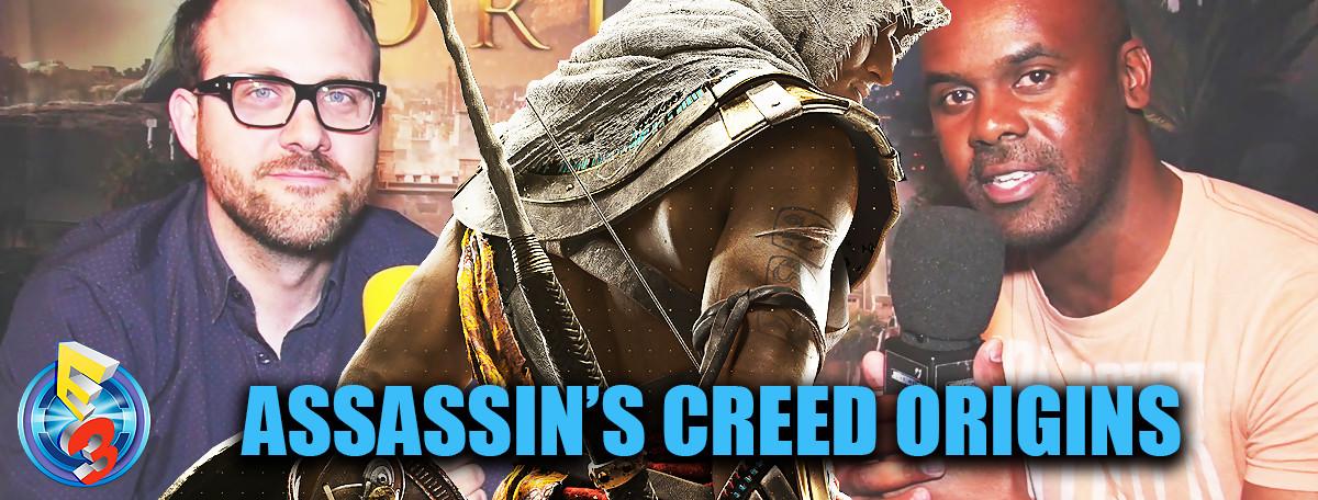 Assassin's Creed Origins : Pourquoi l'Egypte ? Le producteur nous dit tout