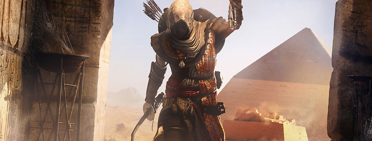 Assassin's Creed Origins : le jeu s'est inspiré de Zelda Breath of the Wild
