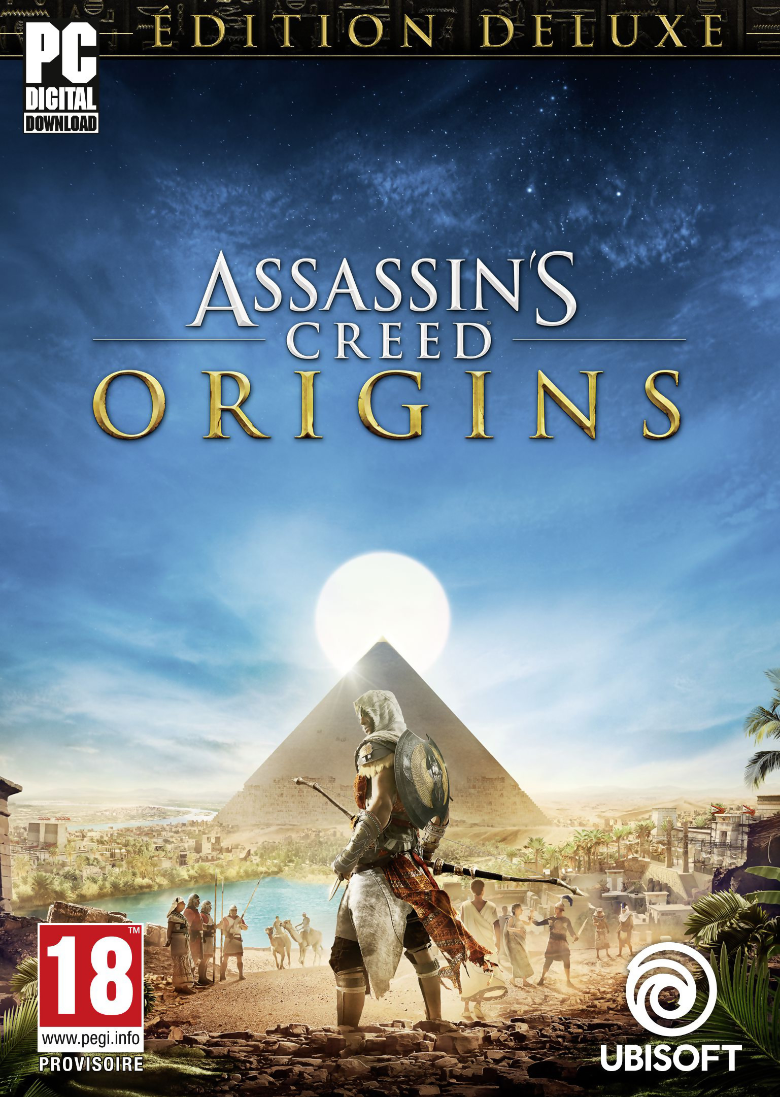 لعبة Assassin Creed Origins كاملة