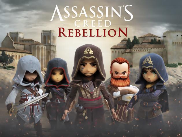 Assassin s Creed Rebellion