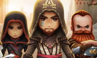 Assassin's Creed Rebellion : toutes les images du jeu sur iOS